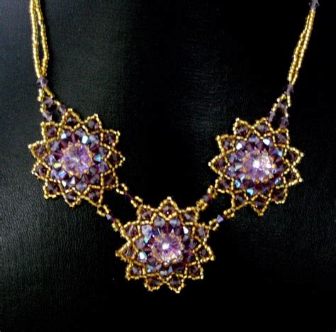 bead weaving necklace 359 best bead weaving necklace ideas images on
