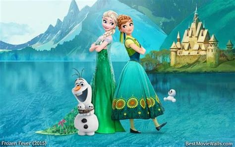 wallpaper frozen fever hd frozen fever images elsa anna and olaf wallpaper and
