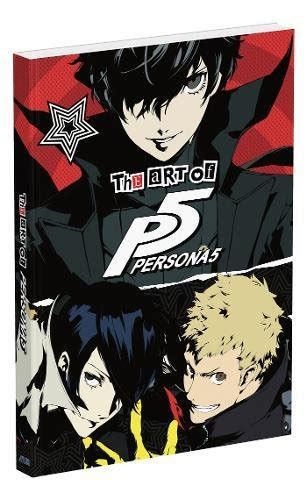 the art of persona 0744017319 the art of persona 5 wantitall