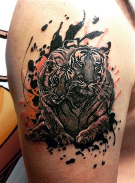 bengal tiger tattoo 100 tiger designs for king of beasts and jungle