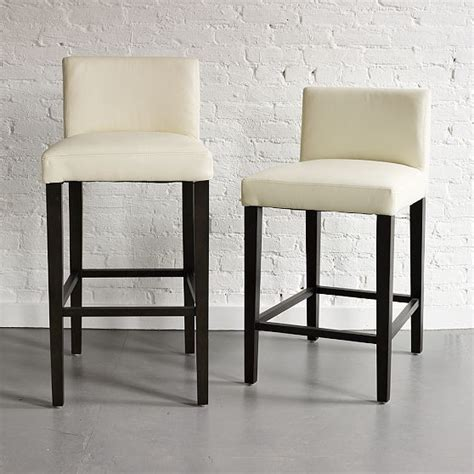bar stool chairs for the kitchen porter leather bar stool counter stool modern bar
