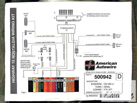 gmc steering column wiring harness wiring diagram with