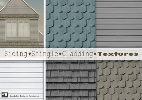 shingle sided houses id siding shingle cladding textures for house builders insight designs