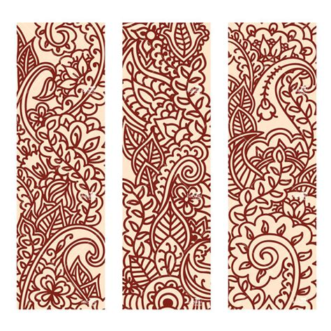 henna design sheets mehndi henna tall ornaments printable digital sheet