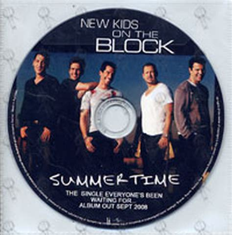 new on the block summertime cd records
