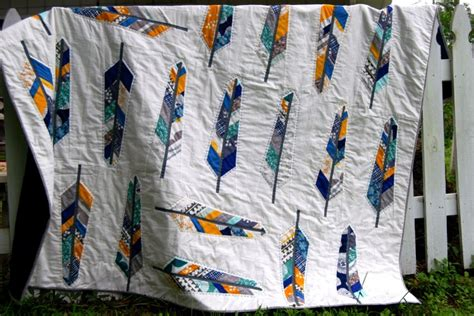 Feather Quilting by The Feather Bed Quilt 187 Handcrafted
