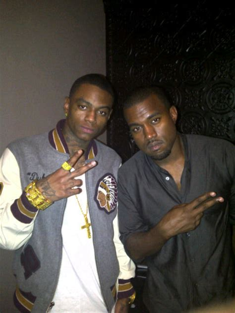 Kanye West Was A Boy by Niggatry At Is Finest Kanye Calls Soulja Boy A Genius