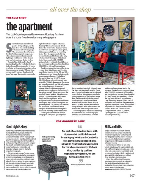 Financial Times Newsletter The Apartment In Financial Times The Apartment