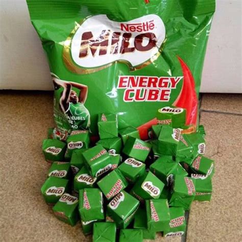 Milo Cube 100 Pcs By Blooming Deal milo cubes 100 food drinks instant food on