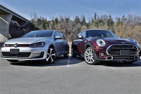 volkswagen mini cooper mini cooper vs vw golf used car reviews 2018