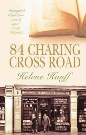 84 charing cross road friday flashback 84 charing cross road by helene hanff i just like to read