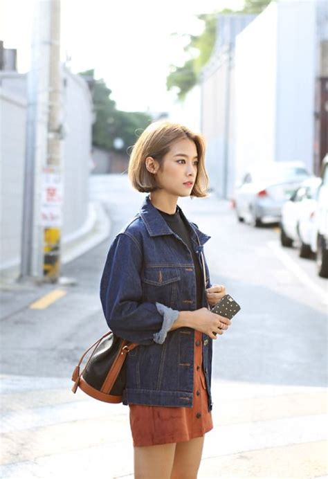 25  best ideas about Korean short hair on Pinterest