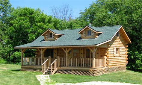 Amish Log Cabins by Amish Built Cabins Amish Built Cabins West
