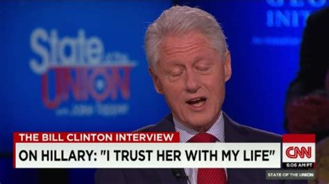 hillary clinton biography cnn clinton opens up about his relationship with hillary