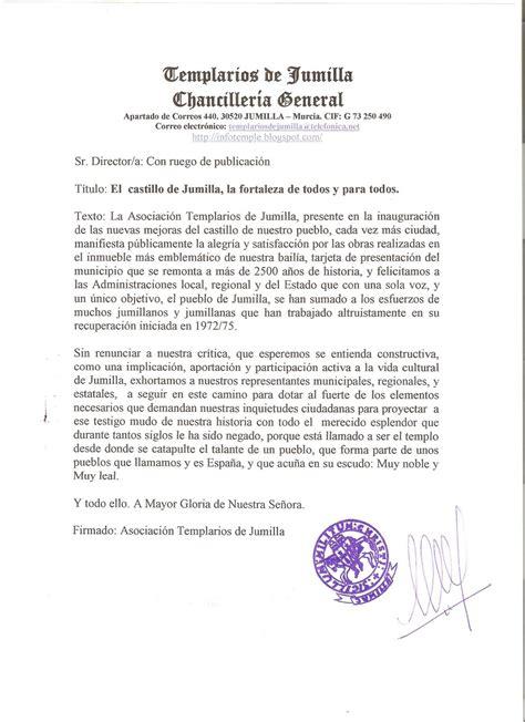 carta para inmigracion de amigos para perdon el rendrijero 04 01 2010 05 01 2010