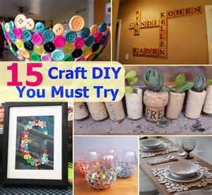 Cool Crafts To Make For Your Room - 15 craft diy you must try diycozyworld home improvement and garden tips