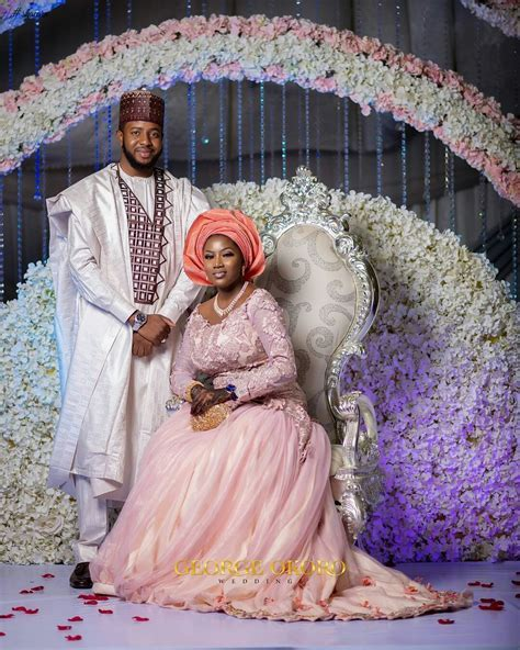 Hausa Traditional Wedding Attire for Men