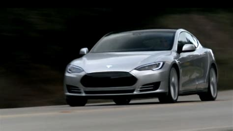 Tesla Model S 2011 Tesla Model S Begins Phase Of Road Testing W