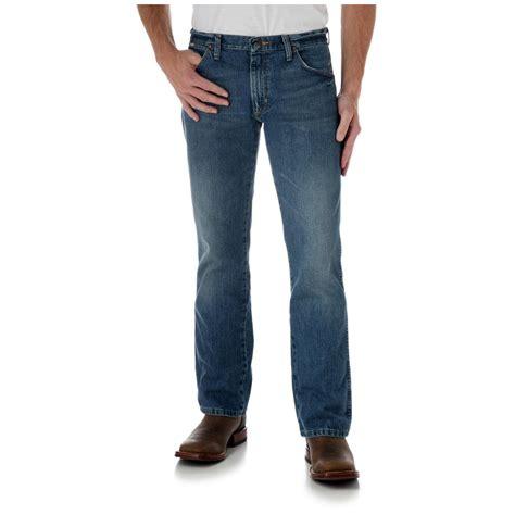 mens slim boot cut s wrangler 174 retro slim boot cut 220071