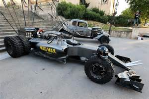 Lotus F1 News Lotus F1 Team Creates Awesome Mad Max Homage F1 Car