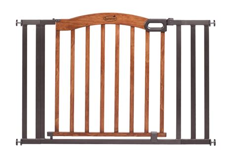 summer infant banister gate pressure mounted baby gate 60 inches pros and cons baby