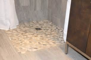 curbless shower slab on grade home remodeling boise idaho