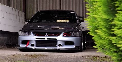 livermore mitsubishi a 700 horsepower evo that help to save