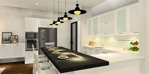 dry kitchen design meridian interior design and kitchen design in kuala