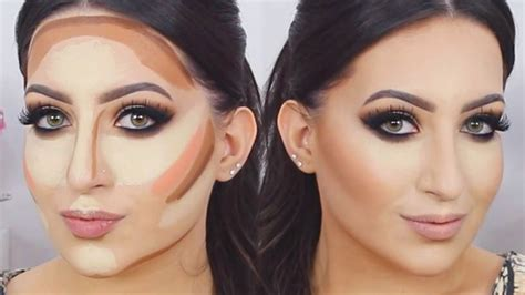 Contour Make contour and highlight pro make up tutorial