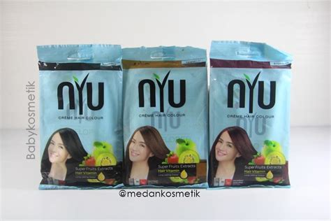 Nyu Hair Colour Burgundy Ns toko kosmetik dan bodyshop 187 archive cat