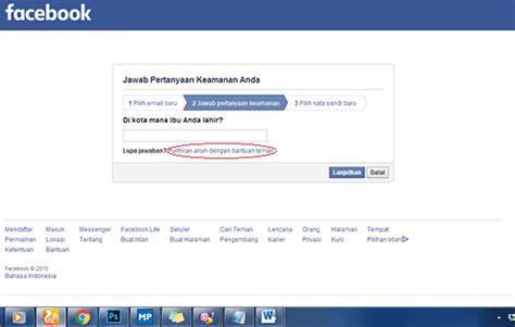 cara membuat facebook online 24 jam cara hack facebook orang lain dan cara agar facebook kita