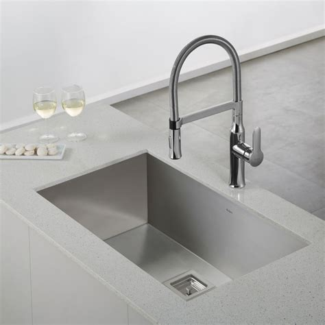 kraus kitchen faucet 2018 faucet kpf 1640ss in stainless steel by kraus