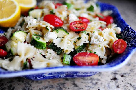 cold salad you re sick of your old pasta salad recipe so get a new