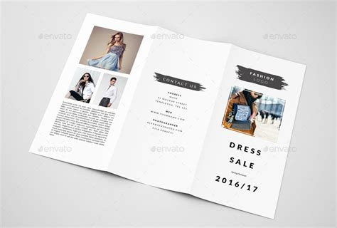 10 attractive sale brochure templates for designers