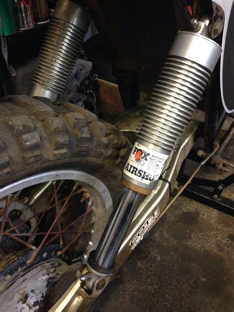 fox motocross shocks vintage rear air shock moto related motocross forums