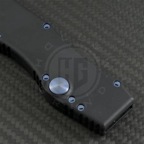 halo otf microtech knives custom halo v spear point automatic otf s