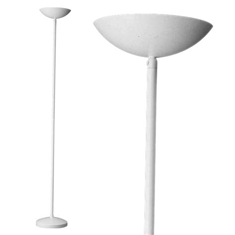 ladaire halogene blanc ladaire h 168 200 w blanc castorama