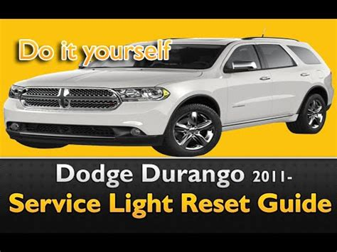 service manual how to replace a 2011 dodge challenger wiper motor 2011 2014 dodge charger dodge durango service indicator reset guide 2011 youtube