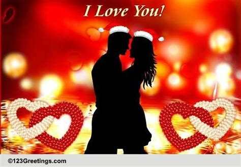 christmas romance  love ecards greeting cards