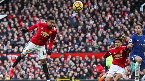 chelsea vs manchester united manchester united vs chelsea football match report