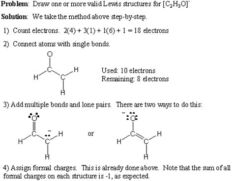 how do you draw a lewis dot diagram sparknotes organic chemistry covalent bonding covalent