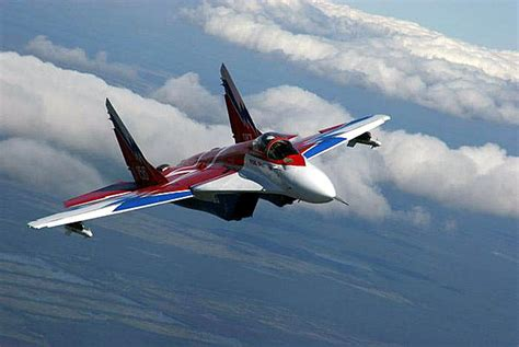 Bomber Fulcrum Space Army Navy Hos fly to the edge of space in the mig 29 fulcrum fighter jet