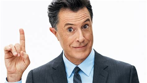 who is the real stephen colbert an early peek at his late stephen colbert on making the late show his own gq