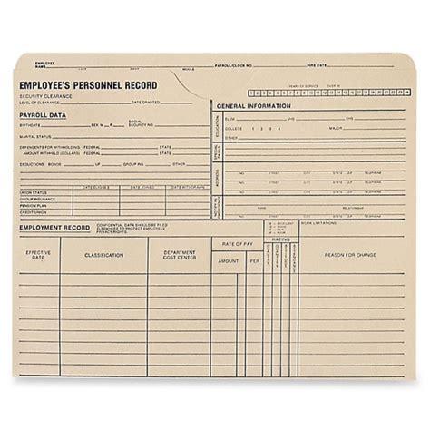 Personal Records Printer