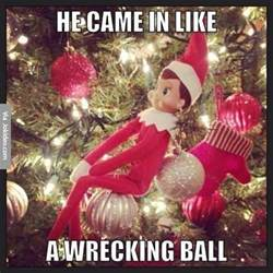 Sexy Christmas Meme - elf on the shelf christmas meme jokes memes pictures