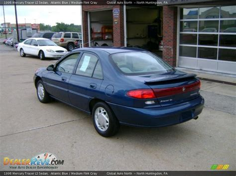how do cars engines work 1998 mercury tracer on board diagnostic system 1998 mercury tracer ls sedan atlantic blue medium flint gray photo 3 dealerrevs com