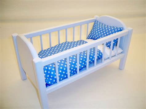 Cribs For Baby Dolls Doll Bedwood Doll Cribwood Doll Bed American Doll Bed