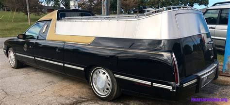 1999 Cadillac Coupe by 1999 Cadillac Coupe De Fleur Hearse Flower Car Hearse