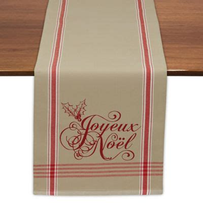 72 inch table runner buy table runners from bed bath beyond