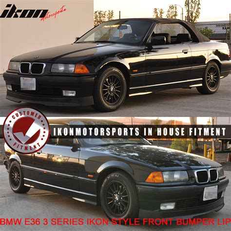 Bumper Universal Limited Stok limited time offer 92 98 bmw e36 3 series pu ikon front
